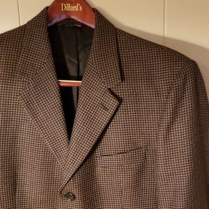 EUC Riserva Wool Sport Coat Size 40 Regular